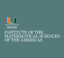 Institute of the Mathematical Sciences of the Americas Logo