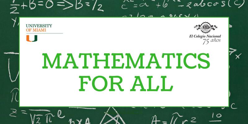 Mathematics for All